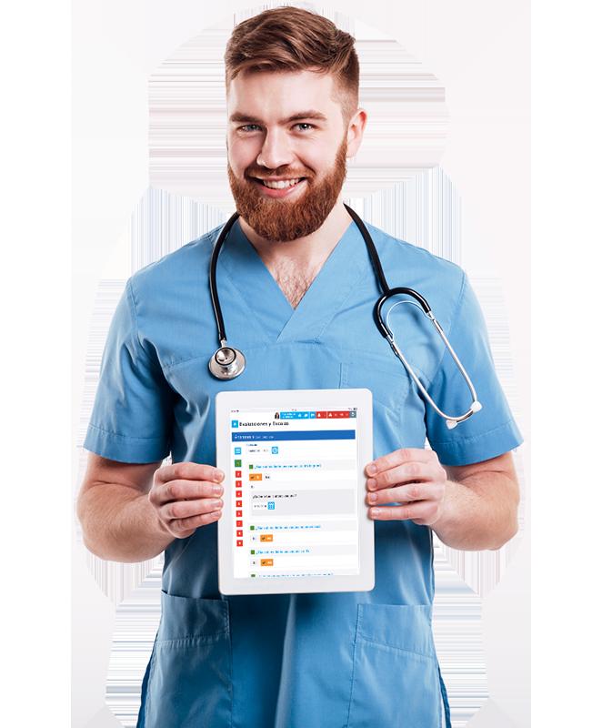Eudoracare_Software for Nursing Home